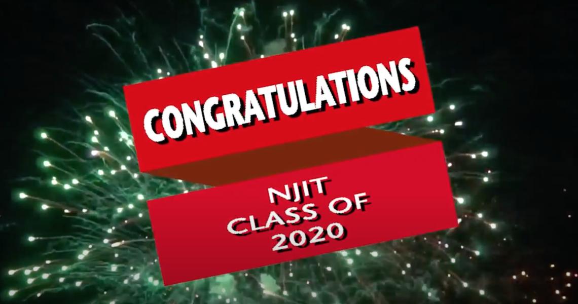 NJIT Commencement 2020