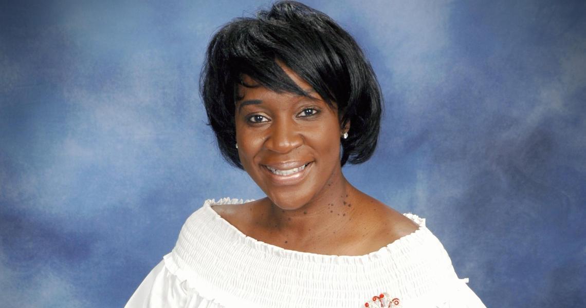 LaTosha Wilson, NJIT employee and Pre-College alumna