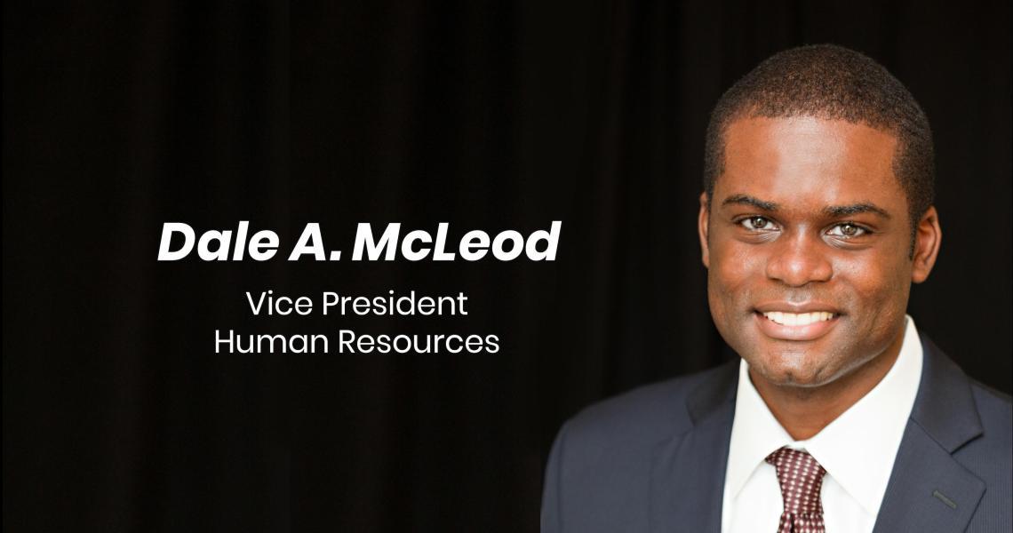 Dale McLeod, HR VP