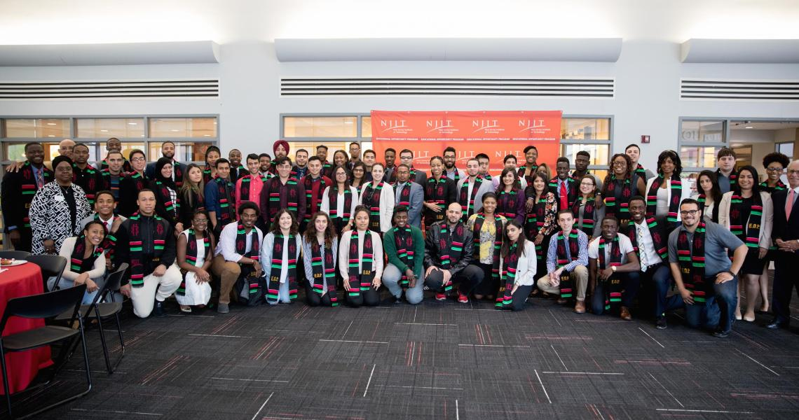 The EOP Class of 2017.