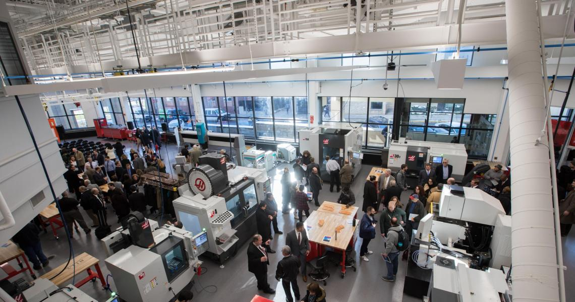 NJIT's Makerspace