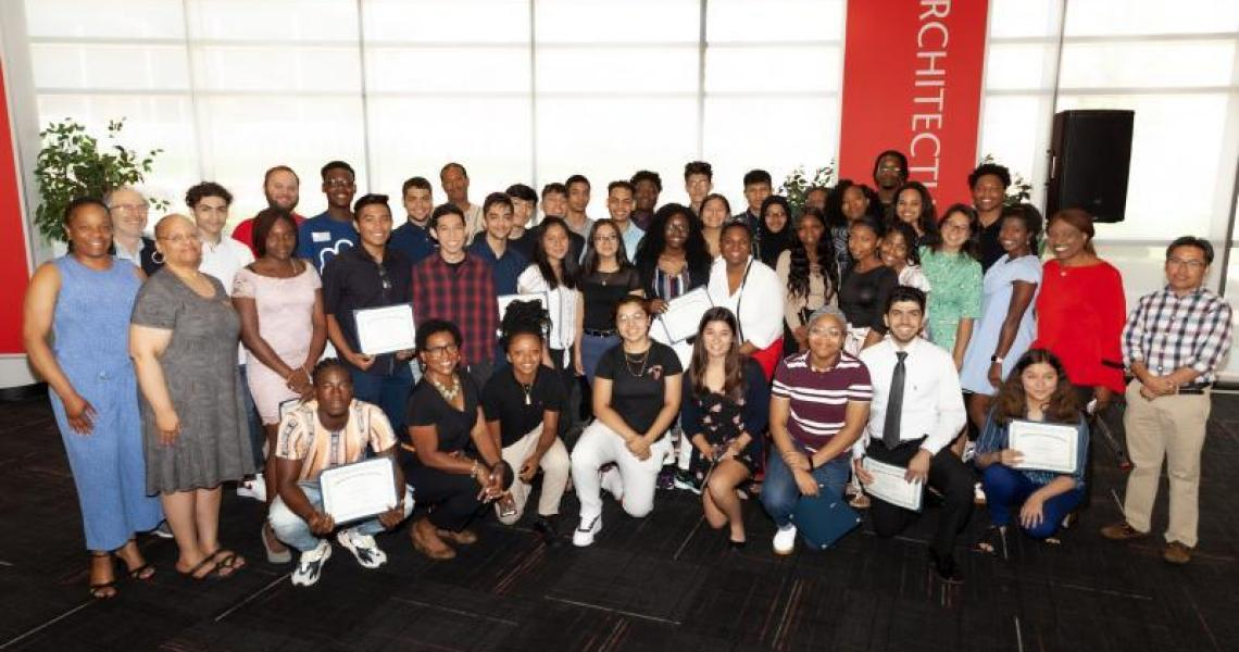 Math Success Initiative inaugural class (2019)