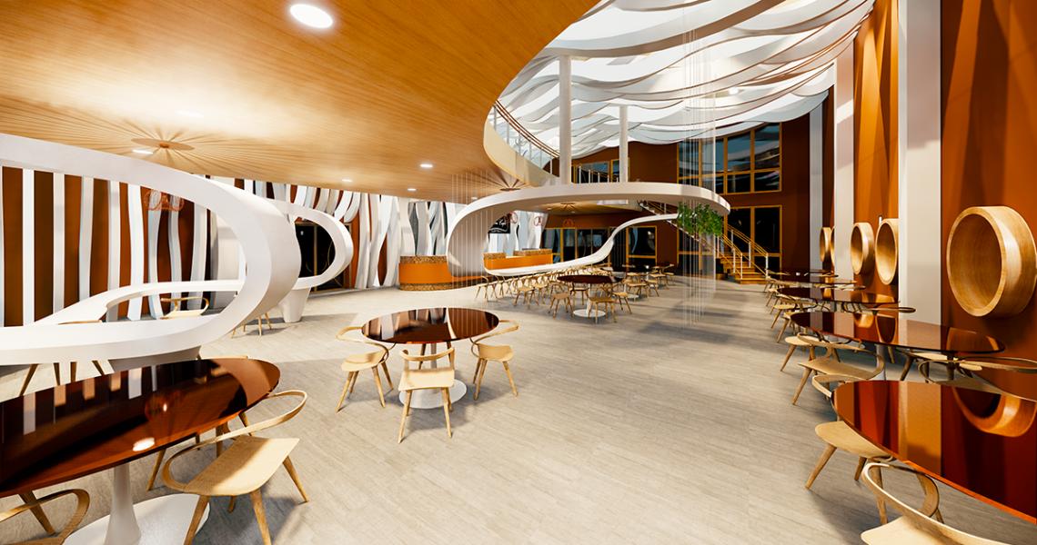 Motion Cafe by Palacio