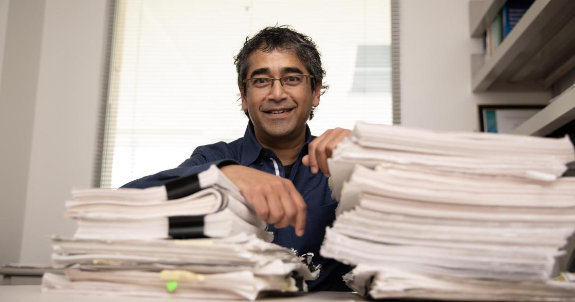 MTSM Professor Raja Roy
