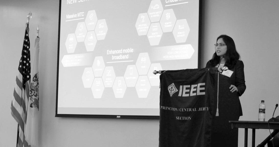 Ericsson North America Vice President Sree Koratala's keynote speech addressed how 5G wireless networks and Edge Cloud evolution drive industrial innovation.
