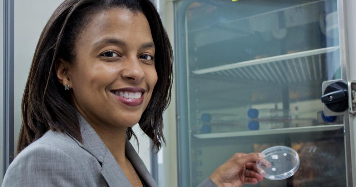 Biomedical Engineer Treena Arinzeh