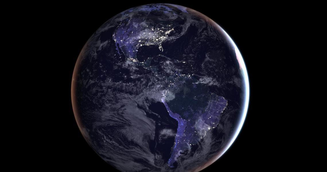 NASA Earth Observatory Image