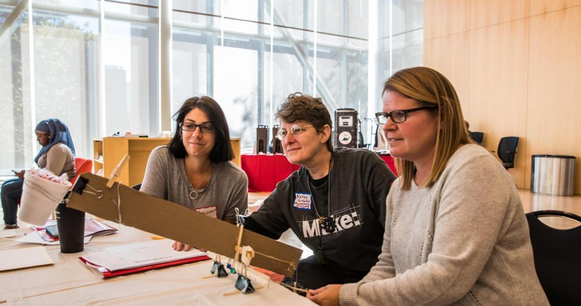 Mastering the Art of Engineering (With Cardboard and String) | NJIT News