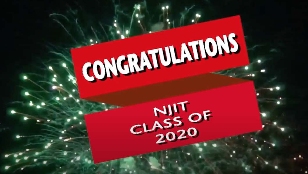 NJIT Commencement 2020