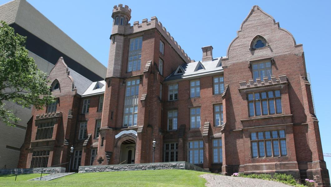 Eberhardt Hall at NJIT