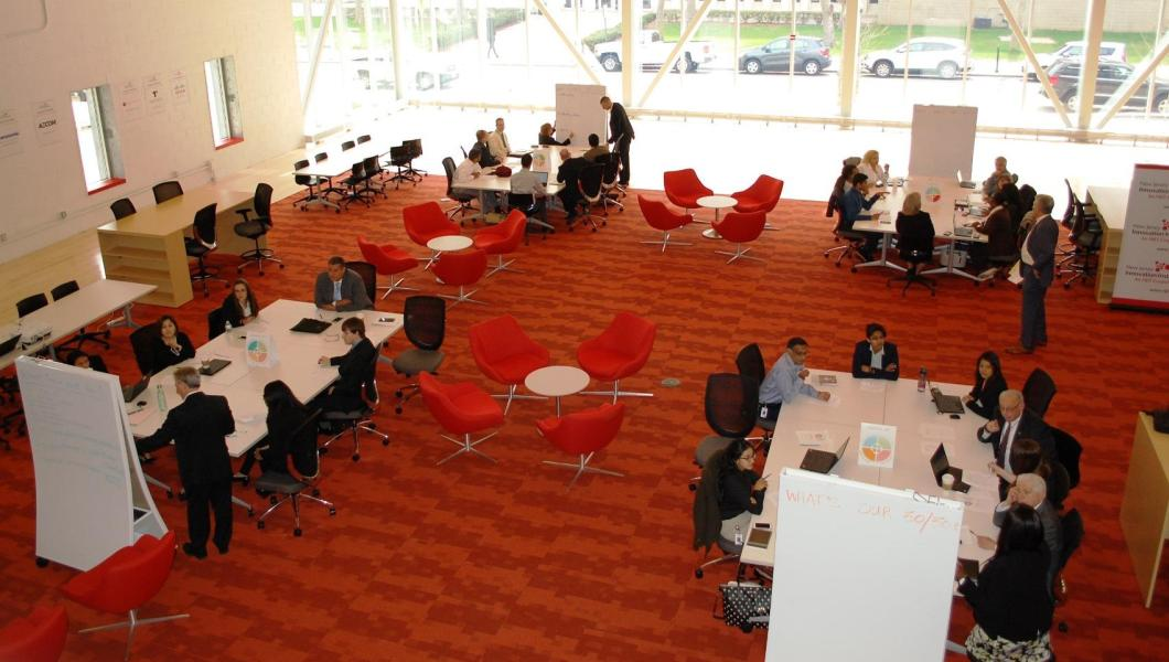 NJII Opens Agile Strategy Lab in Renovated  Central King Building