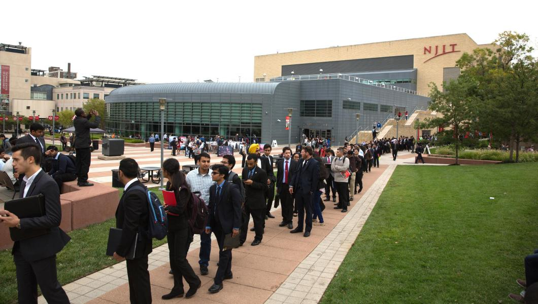 NJIT Career Fair