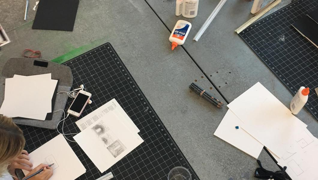 College of Architecture and Design Summer Program