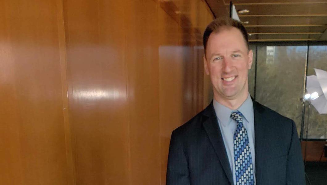 NJIT Executive MBA graduate Daniel Czerniawski is CEO of Actors Federal Credit Union