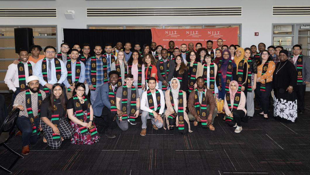 The Educational Opportunity Class of 2019 at NJIT