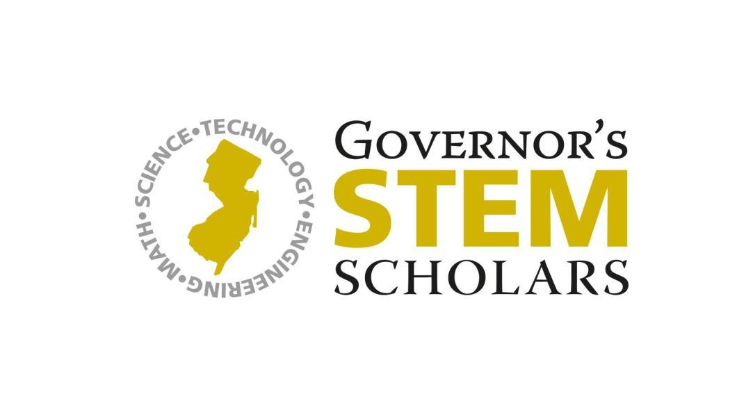 Governor's STEM Scholar program logo