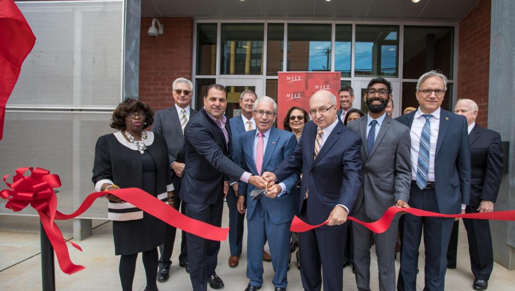 Life Sciences and Engineering Center Ribbon Cutting