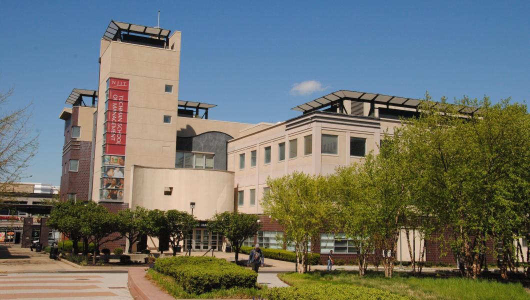 NJIT's Martin Tuchman School of Management