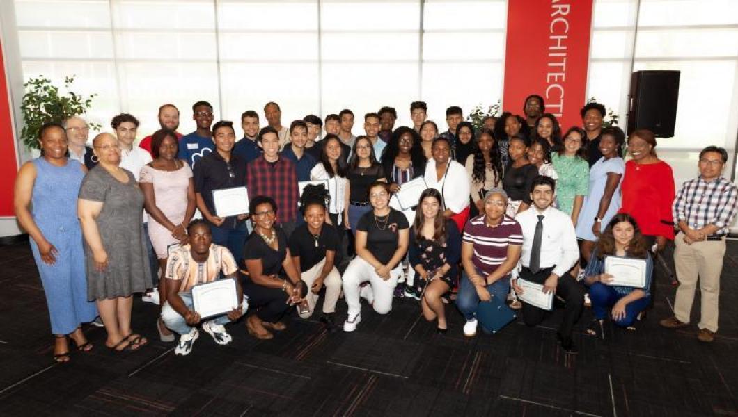 Math Success Initiative inaugural class (2019)