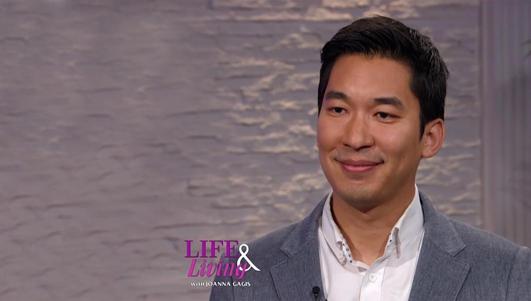 Informatics professor Michael Lee