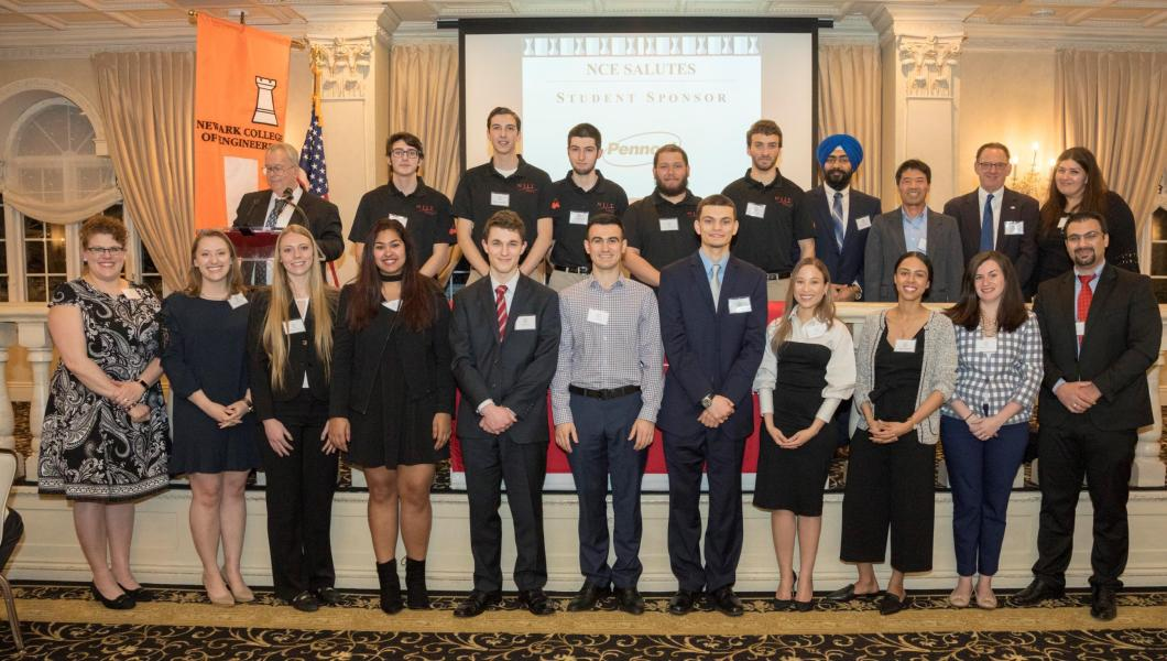 2018 NCE Salute to Excellence - student winners