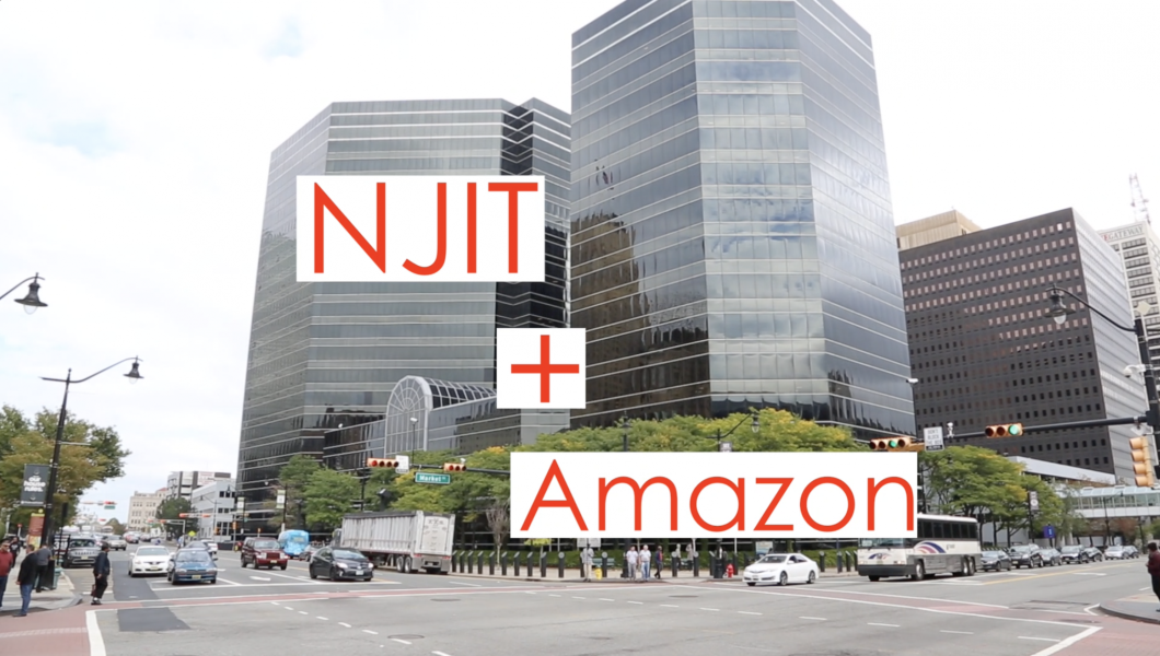 2018 is a collaborative year for NJIT and Amazon