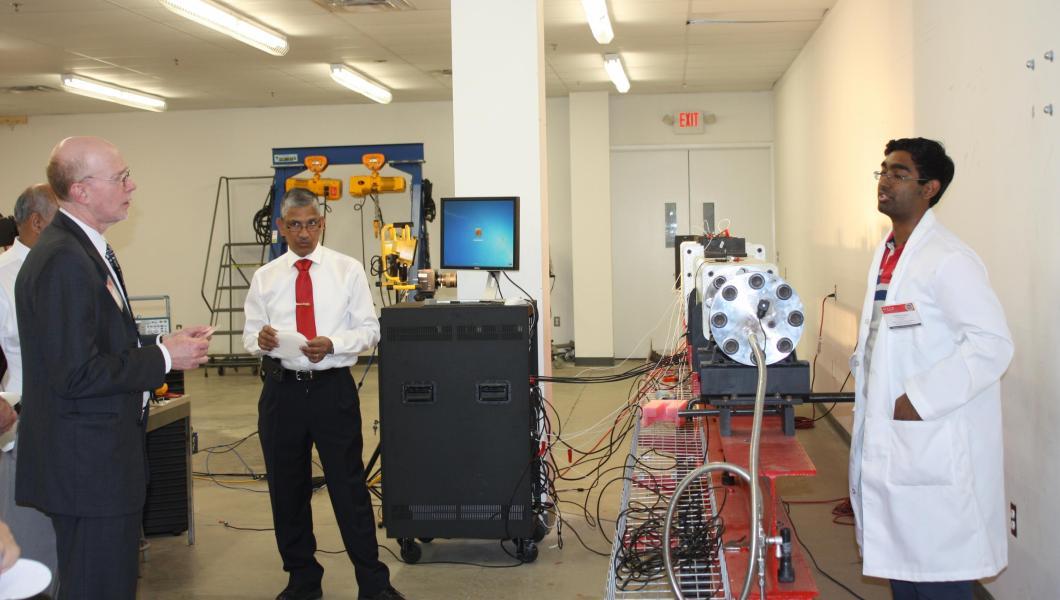 NJIT's Blast Lab
