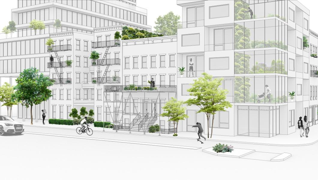 US Green Space Council Vision by Tesoriero, Eiserle and Veloso