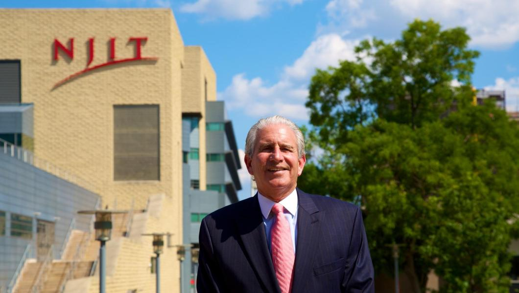 NJIT President Joel S. Bloom has been named Educator of the Year by the American Council of Engineering Companies of New Jersey.