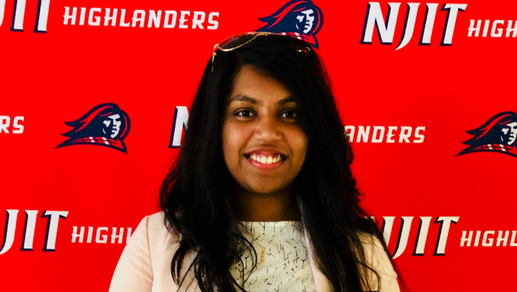 Management alumna Rashmi Ketha Named Student of the Year by NJC3.