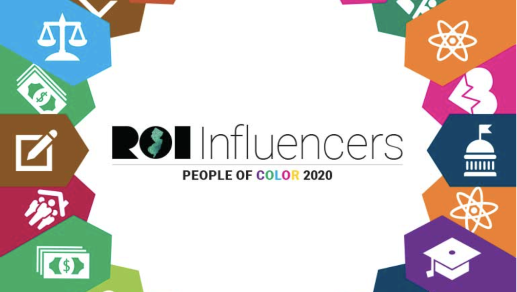 image of ROI-NJ slide of ROI Influencers: People of Color