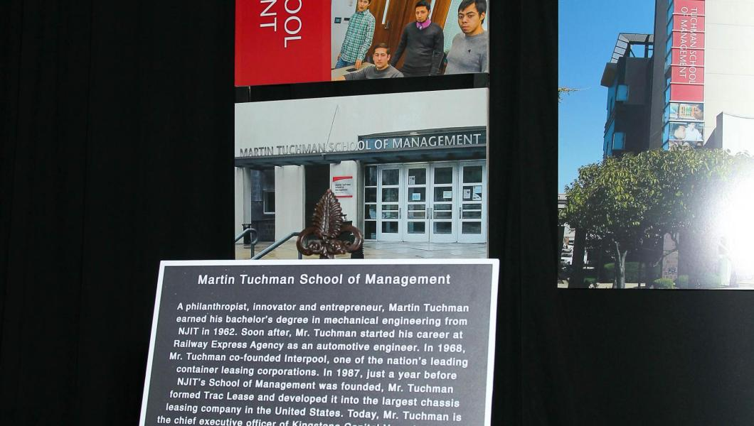 Martin Tuchman School of Management