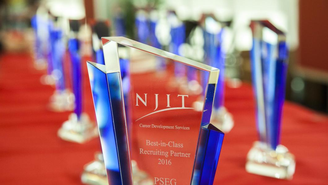 Career Development Services recognized employer recruiting partners.