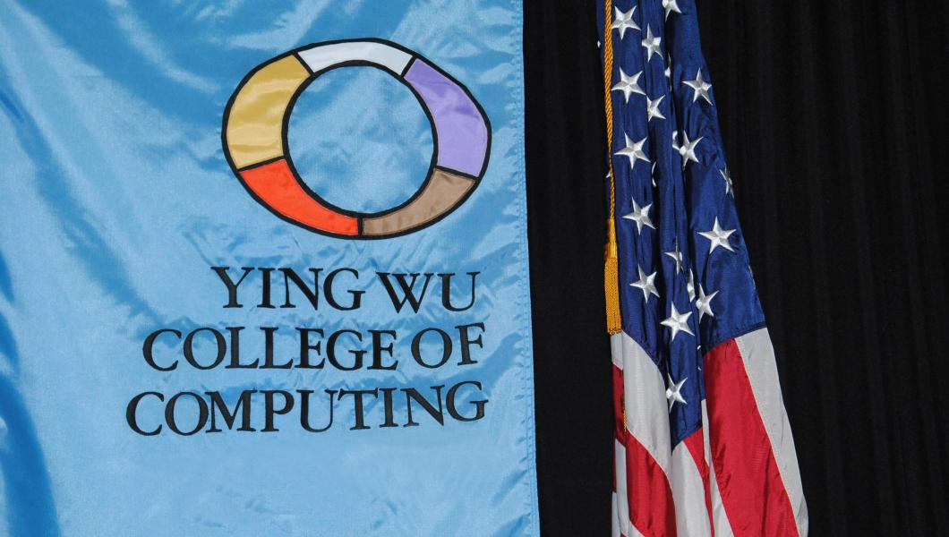 Ying Wu College of Computing at NJIT.