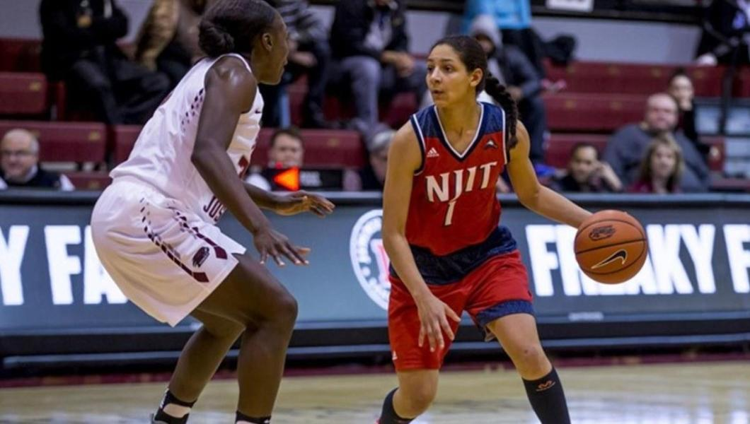 The NJIT women's basketball team picked up its 10th win of the season, first-ever ASUN Conference road win and regular season sweep in NJIT's 76-53 victory at Lipscomb Saturday afternoon at Allen Arena.