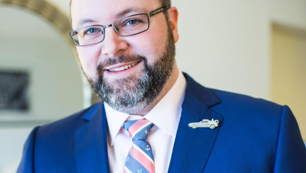 Prof. Cody Buntain studies the impact of social media on elections. He's testing a theory about the inevitability of users finding conspiracy theories if they exclusively follow single points of view long enough.