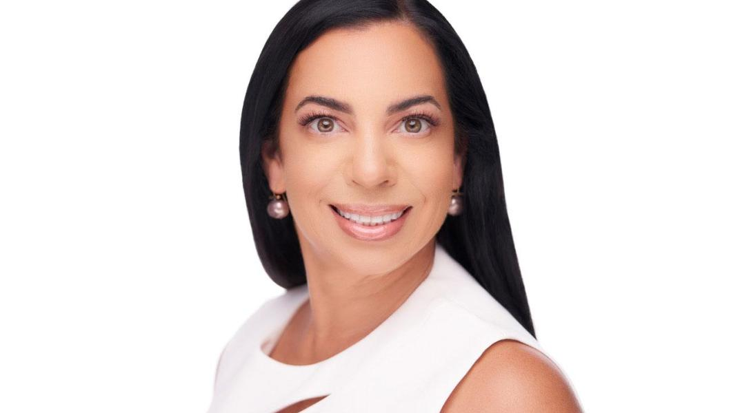 New trustee Elisa Charters