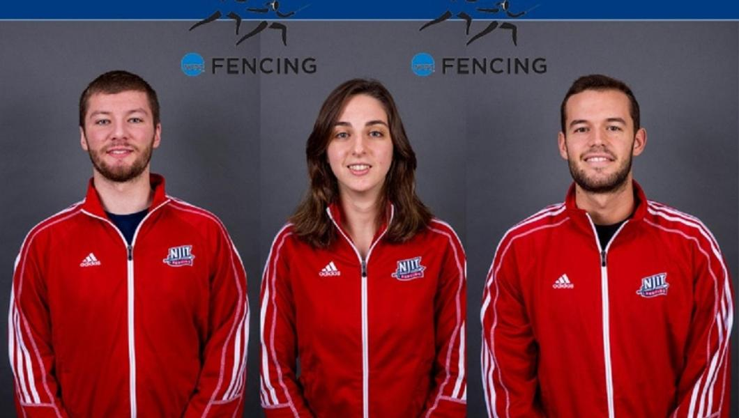 Three Fencers Qualify for 2017 NCAA National Championships