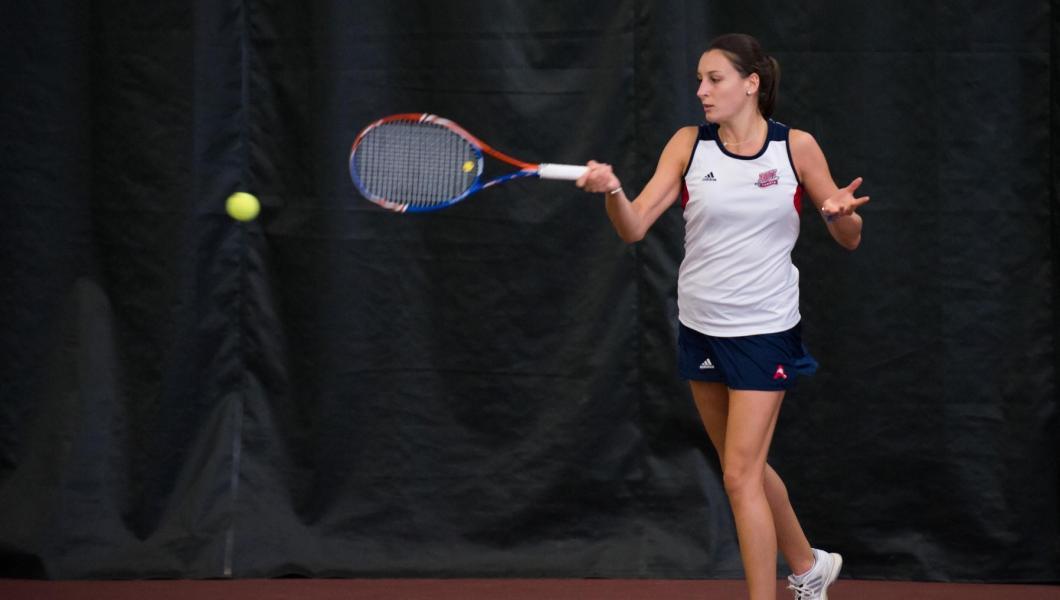 Nathalie Habegger Earns ASUN Tennis Player of the Week