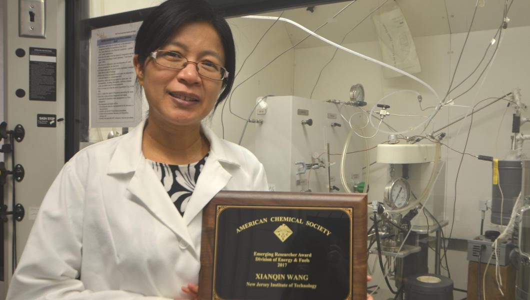 Chemical Engineer Xianqin Wang