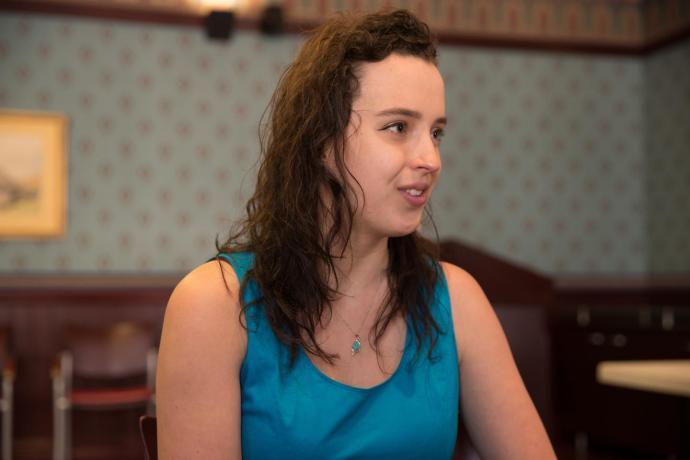 Anastasia Bohon, Gilman Scholarship recipient