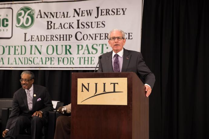 NJIT President Joel S. Bloom