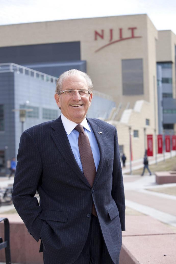 Joel S. Bloom - President of New Jersey Institute of Technology