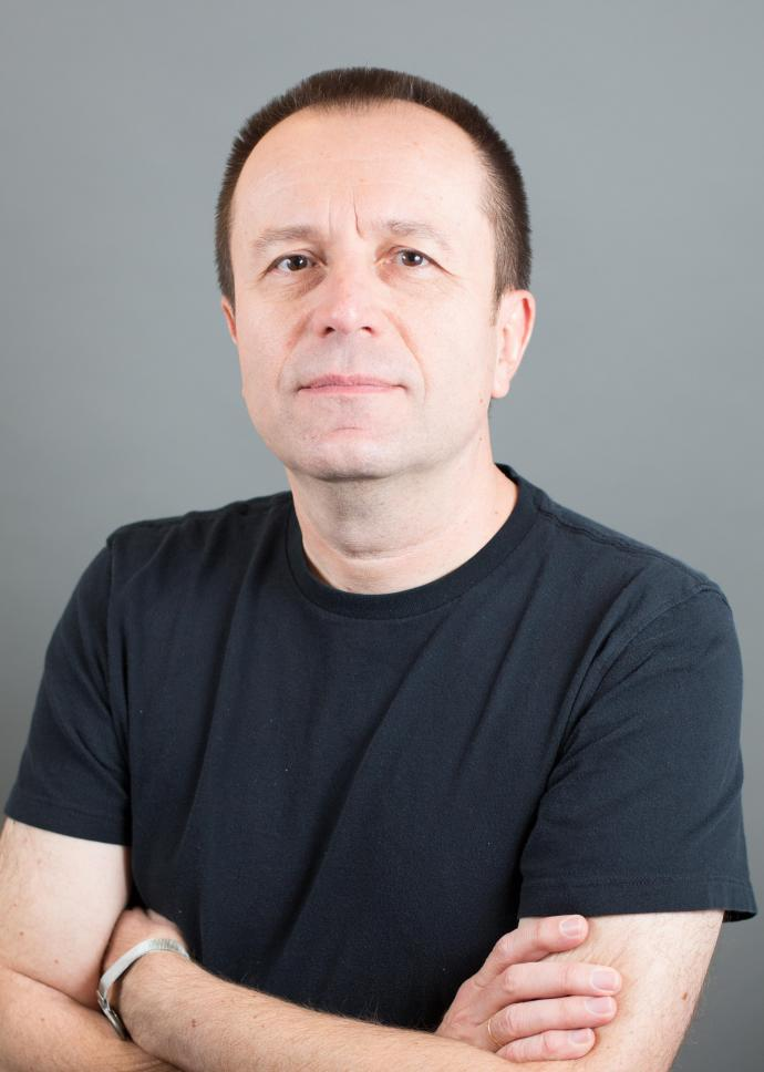 Dr. Branko Kolarevic appointed dean of the College of Architecture and Design