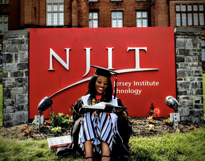 Bushiri took home over 15 awards and merits during her NJIT tenure.