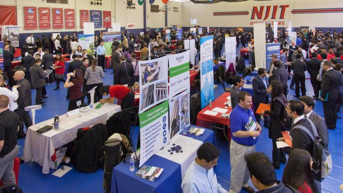 The Spring 2018 Career Fair is expected to draw some 2,700 students and graduates looking for jobs, internships and co-ops.