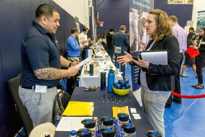 Career Fairs, Job Tips and Employment Trends: An Expert's