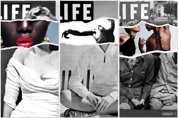 """(negro)-Life"" (2017)"