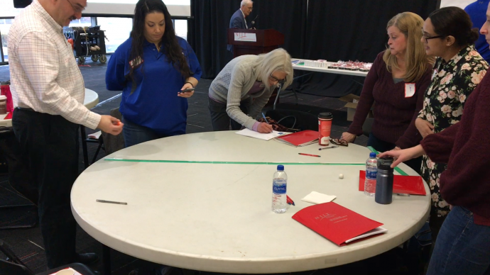 Educators Participate In NJIT's Physics Workshop