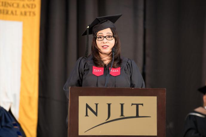 Njit Graduation 2020.University Convocation Officially Welcomes Class Of 2023